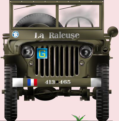 Jeep Willys MB hasegawa + Eduard 1/24 (Configuration finale) - Page 4 Raleuse_face-small