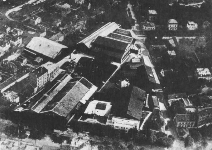 Studios de Saint-Maurice (Studios Paramount) Paramount-joinville
