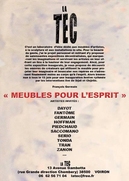 La Théorie des Espaces Courbes TEC077