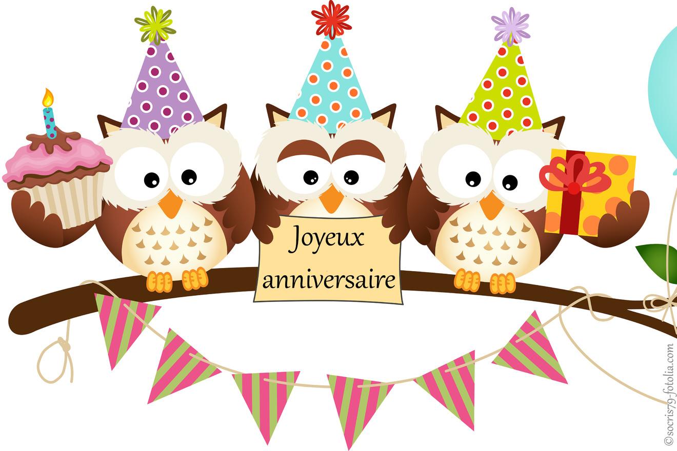 Happy birthday Blou ♫ ♬ ♪ ♩  - Page 2 Anniversaire-carte-enfant