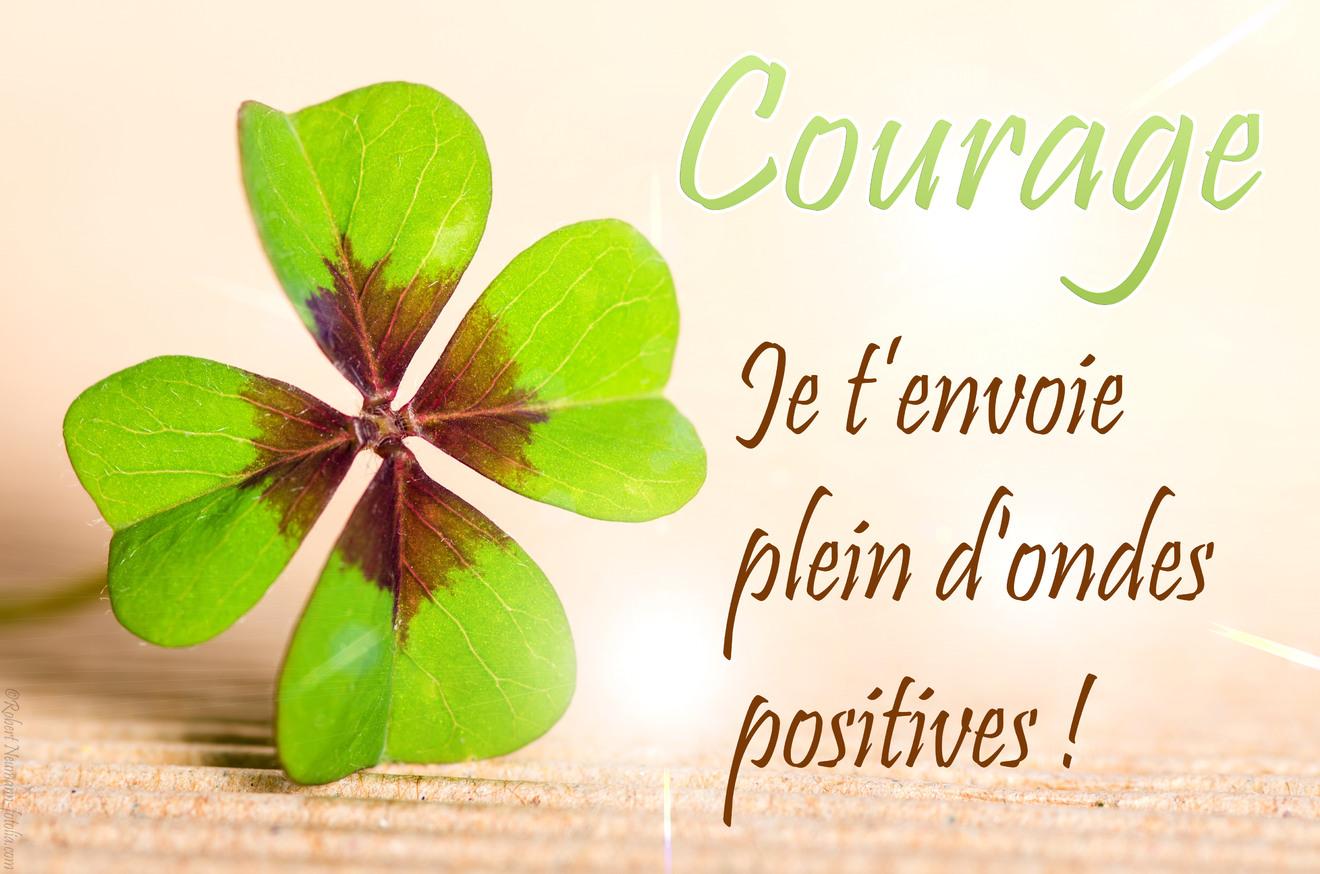 Mardi 8 mars Courage-ondes-positives