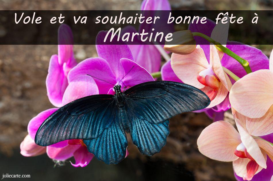 Lundi 30 janvier Martine