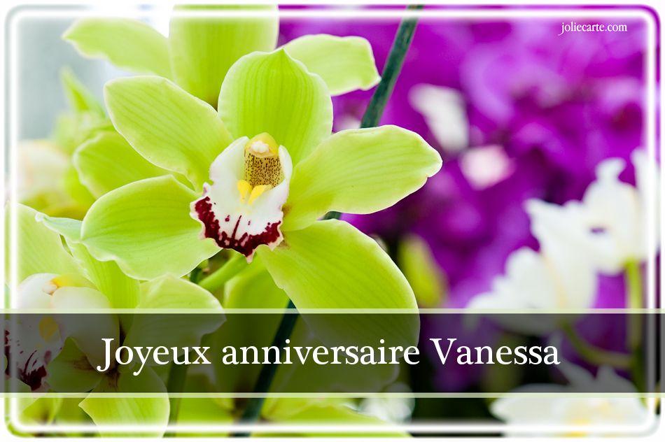 Bon anniversaire Milieuduciel  Vanessa