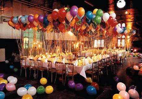 Feliz Cumple NANY Balloons
