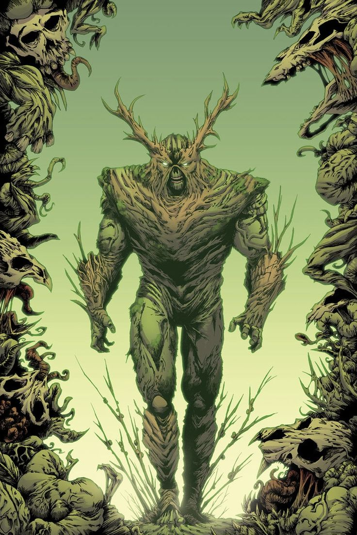 Swamp Mystery [Beast Boy] - Page 2 Swampthing-dc-horns