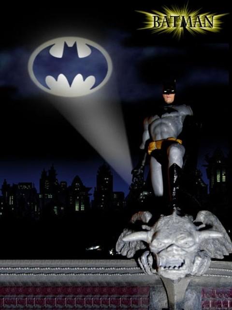 [DC] Foto dal Web e da collezionisti Esteri Batman_rooftop_tony