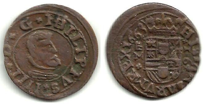 16 maravedís Felipe IV FIII%20-40839