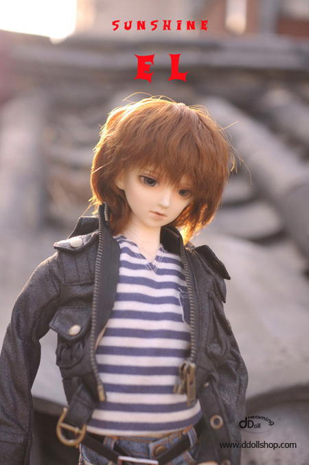 DreamingDoll: New Little Elva Boy, EL C_el