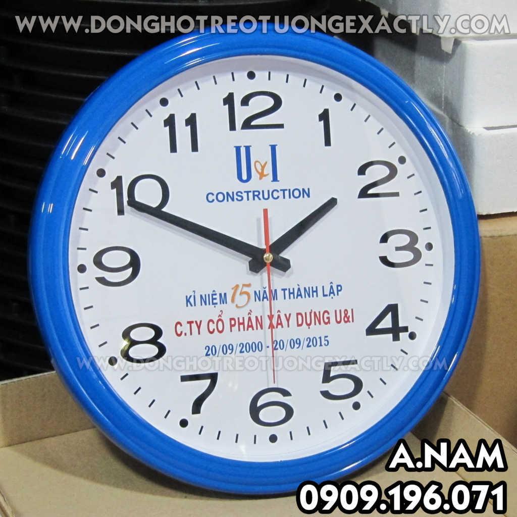 Chợ linh tinh: Sản xuất đồng hồ - In logo, nội dung theo yêu cầu U220%20x%C3%A2y%20d%E1%BB%B1ng%20U%20I%20-%20dong%20ho%20treo%20tuong%20-%20A.NAM%20-0909.196.071