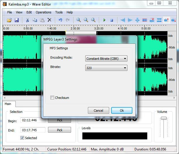 Download phần mềm tăng âm lượng cho file nhạc MP3 WAV WMA A4