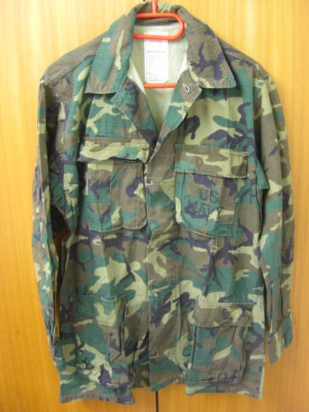 """US """"Transitional"""" Tropical Jacket, 1978-1981 A1"""