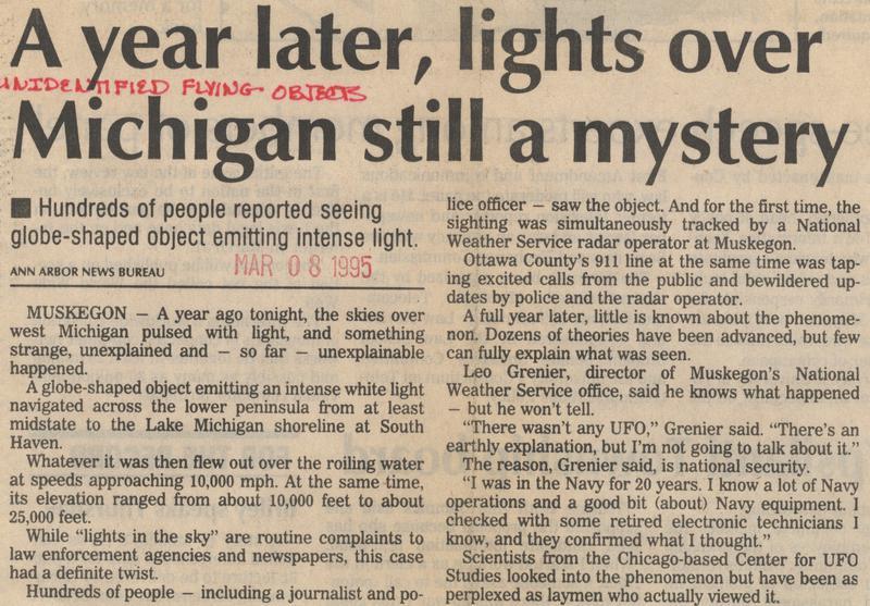 The Holland Michigan Radar-Visual UFO Case. Iq50d0ea18