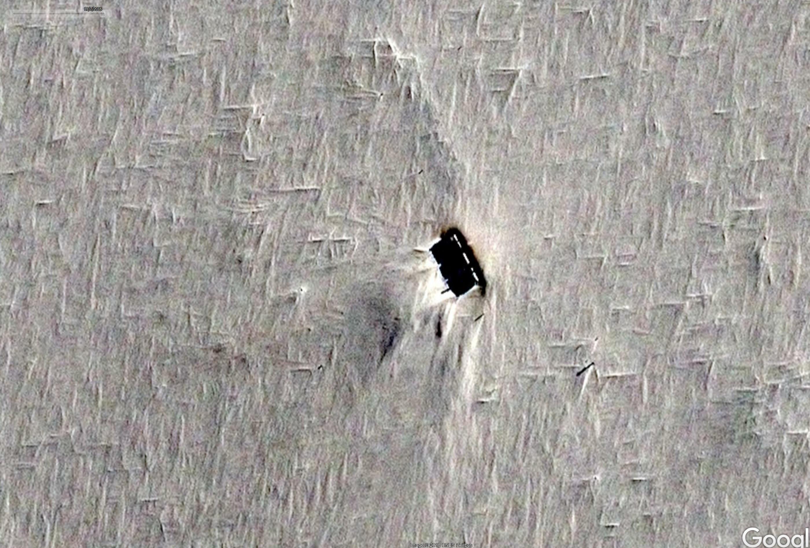 В Антарктиде найден HAARP, построенный Третьим рейхом? Uc5b8b2c4f