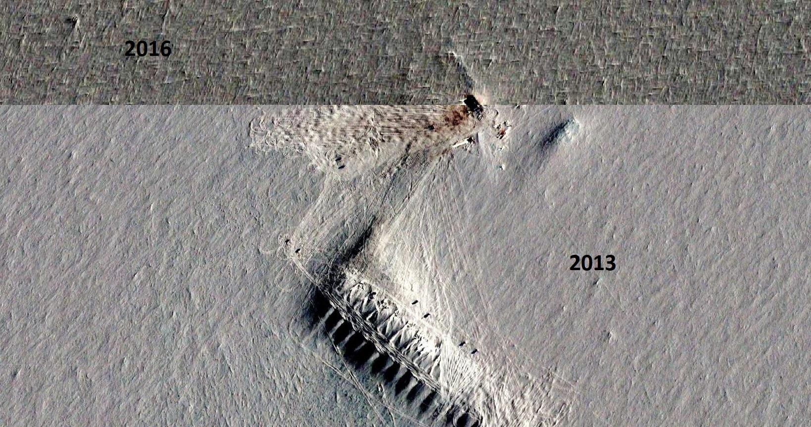 В Антарктиде найден HAARP, построенный Третьим рейхом? Us5b8c5174