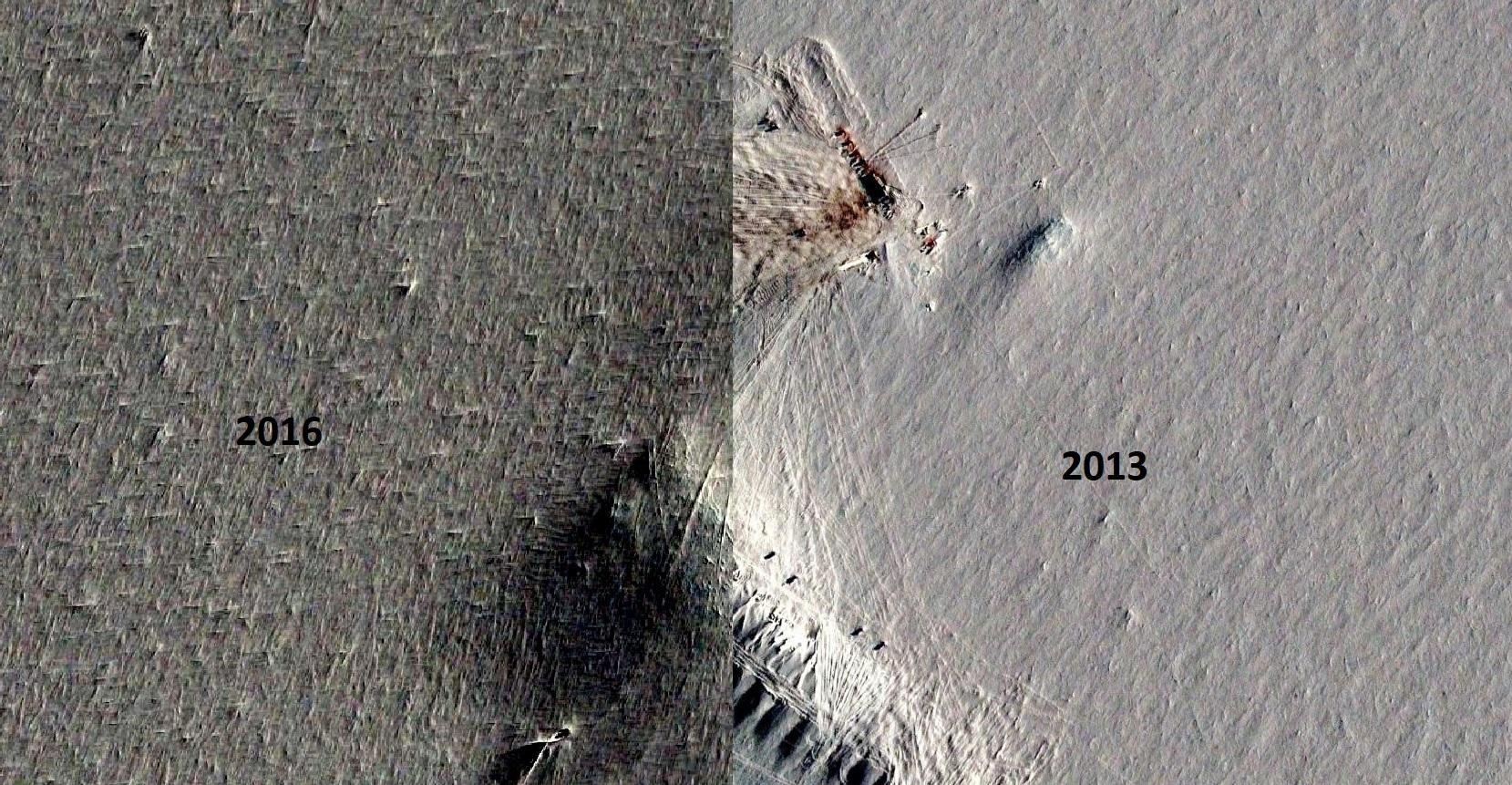 В Антарктиде найден HAARP, построенный Третьим рейхом? Uu5b8c516b
