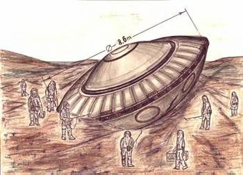 UFO Occupant Sketches / Non Human Reports. 28359d06851c