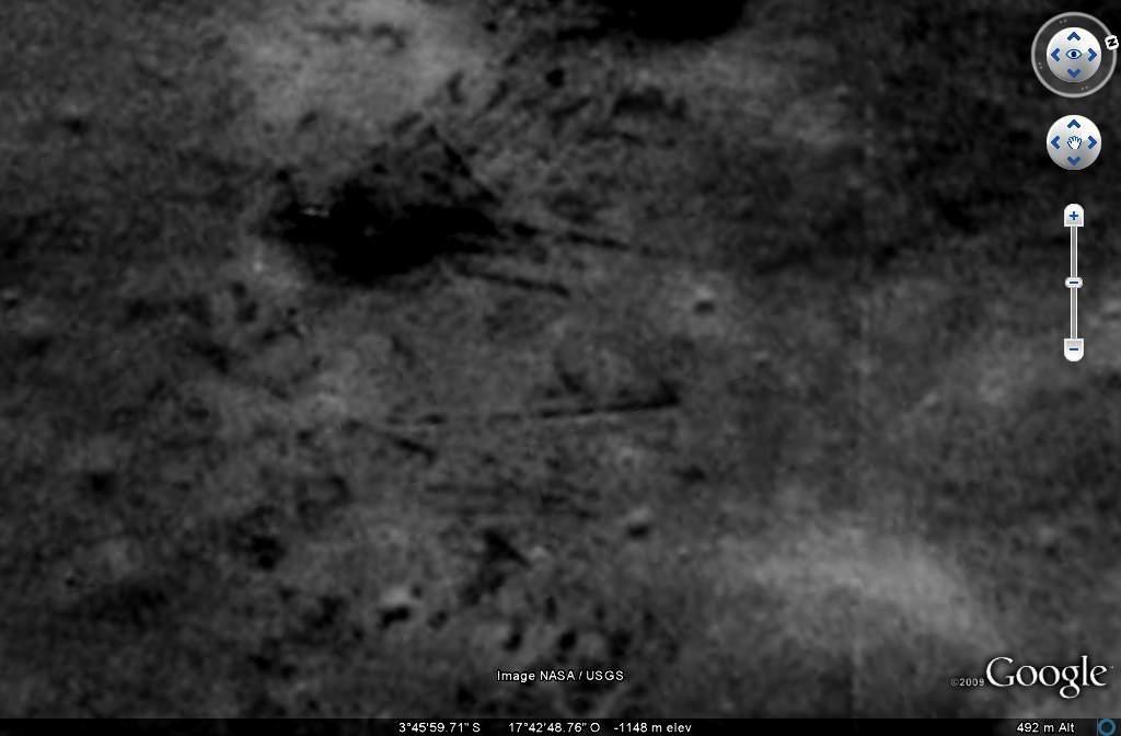 Les mystères de la lune: anomalies et observations troublantes 6f291c76e941