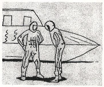 UFO Occupant Sketches / Non Human Reports. Df692bab52dd
