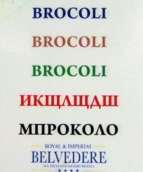 Меню на русском языке. 3024305-R3L8T8D-500-b1