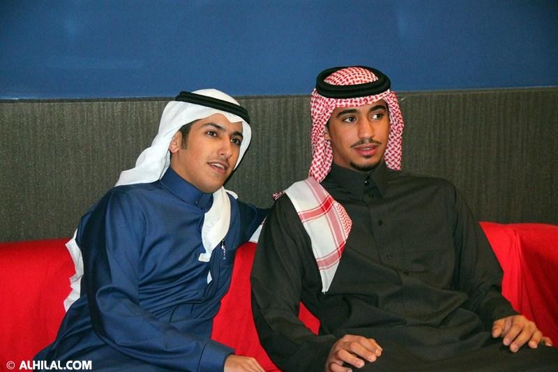الأمير محمد بن خالد يفتتح مقهى olympics lounge الرياضي بحضور مسئولي ولاعبي الهلال وعدد من الرياضيين  01465367102528484364