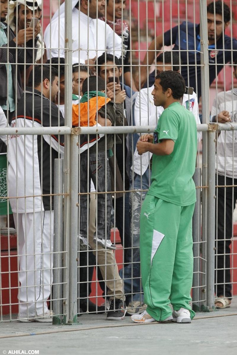 المنتخب السعودي ينتصر على المنتخب البحريني بهدف أسامه هوساوي (صور خاصة) 12902846711428409576