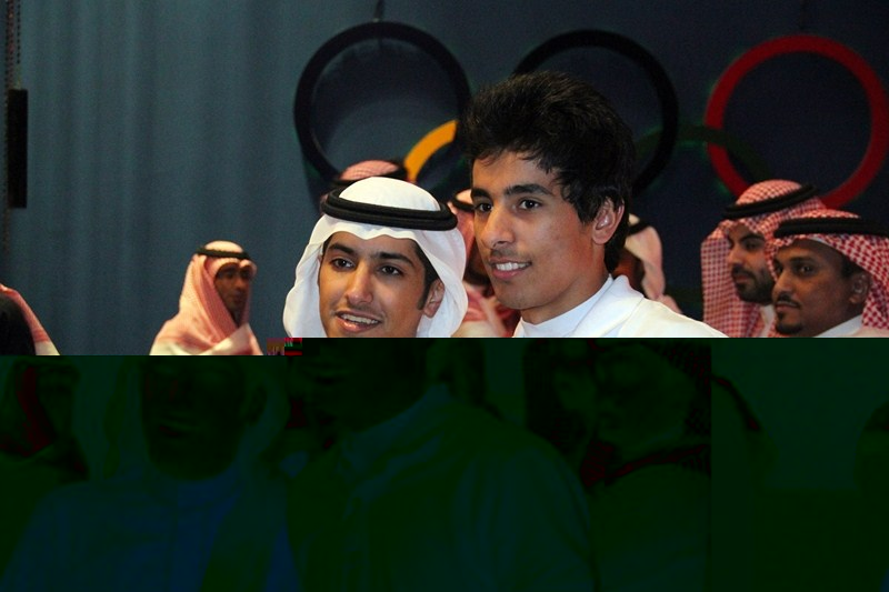 الأمير محمد بن خالد يفتتح مقهى olympics lounge الرياضي بحضور مسئولي ولاعبي الهلال وعدد من الرياضيين  14234280532238153840