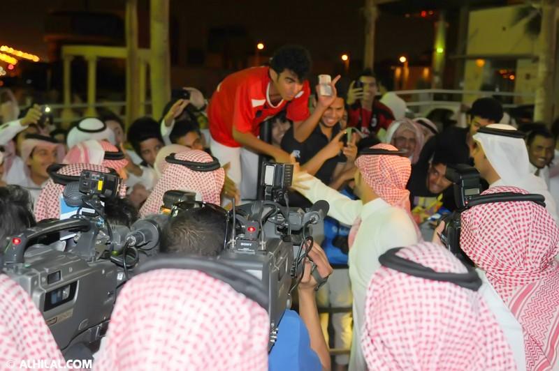 افتتاح مقهى Y20 بحضور رياضي كبير يتقدمه الأمير عبدالرحمن بن مساعد (صور خاصة) 19573731359443629596