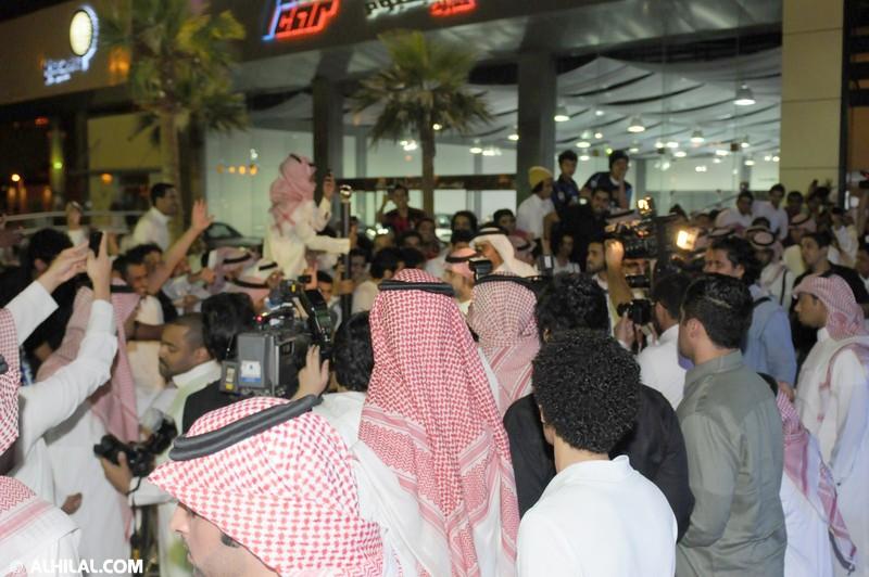 افتتاح مقهى Y20 بحضور رياضي كبير يتقدمه الأمير عبدالرحمن بن مساعد (صور خاصة) 20923831179181770755