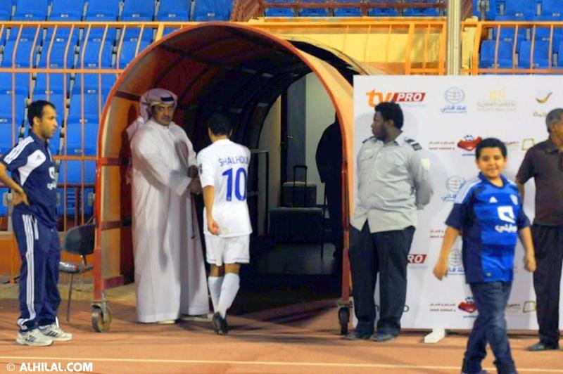 الأمير محمد بن خالد يفتتح مقهى olympics lounge الرياضي بحضور مسئولي ولاعبي الهلال وعدد من الرياضيين  31128776935495773499