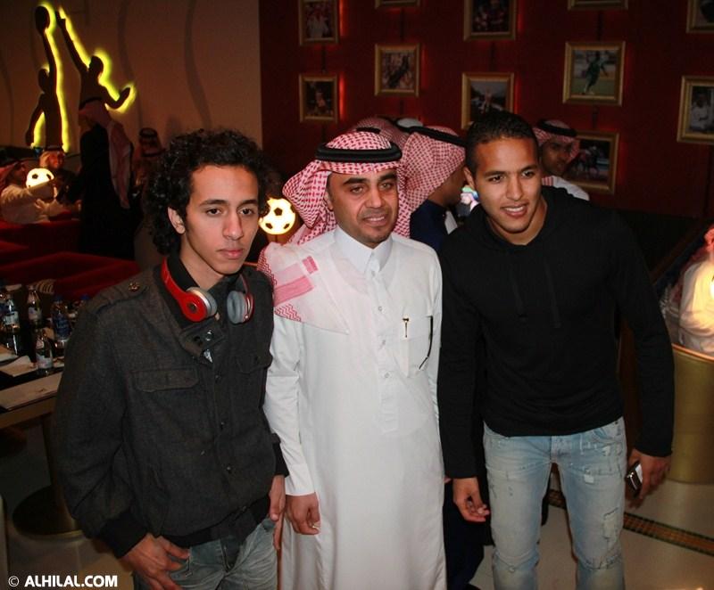 الأمير محمد بن خالد يفتتح مقهى olympics lounge الرياضي بحضور مسئولي ولاعبي الهلال وعدد من الرياضيين  34273911143064910958