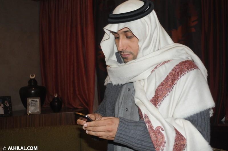 سعد الحارثي ونادي الهلال 37239646013606089325