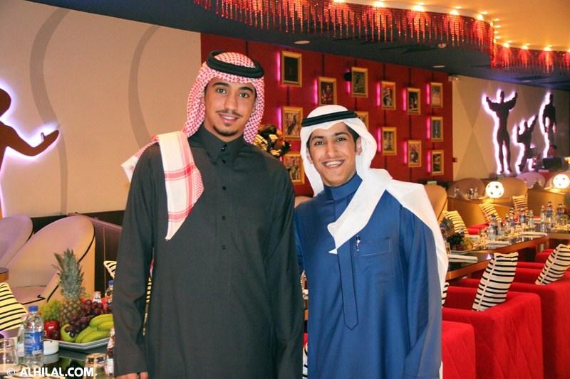 الأمير محمد بن خالد يفتتح مقهى olympics lounge الرياضي بحضور مسئولي ولاعبي الهلال وعدد من الرياضيين  39547909884217379594