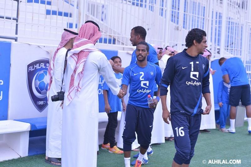 الأمير محمد بن خالد يفتتح مقهى olympics lounge الرياضي بحضور مسئولي ولاعبي الهلال وعدد من الرياضيين  39808587640574553692