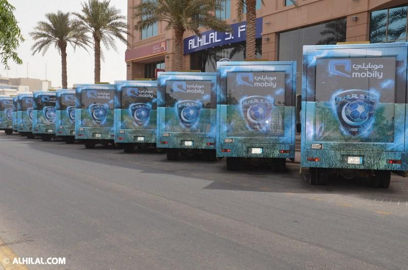 الهلال يفتتح ثالث متجر للنادي في جده ( 40539111105734206400