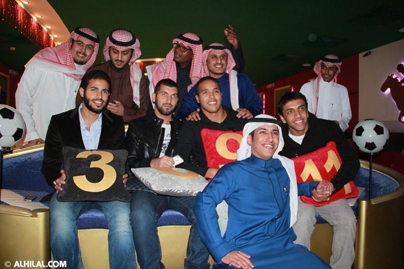 الأمير محمد بن خالد يفتتح مقهى olympics lounge الرياضي بحضور مسئولي ولاعبي الهلال وعدد من الرياضيين  47218619364369640309