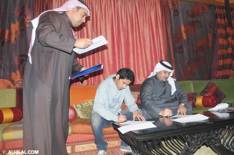 سعد الحارثي ونادي الهلال 47854982008727368951