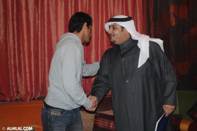 سعد الحارثي ونادي الهلال 51364956234935505961