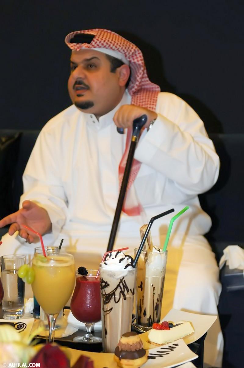 افتتاح مقهى Y20 بحضور رياضي كبير يتقدمه الأمير عبدالرحمن بن مساعد (صور خاصة) 51396605586073966217