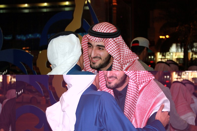 الأمير محمد بن خالد يفتتح مقهى olympics lounge الرياضي بحضور مسئولي ولاعبي الهلال وعدد من الرياضيين  58960728856496738432
