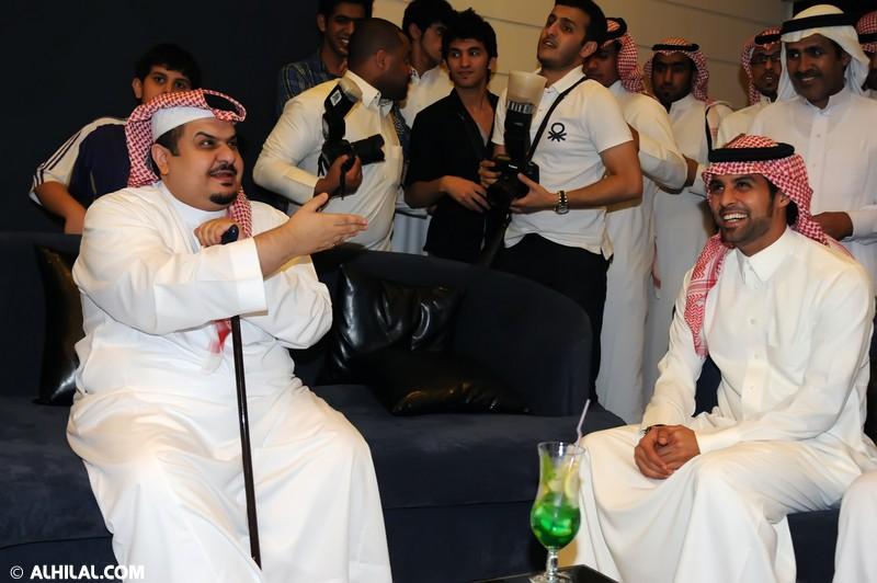 افتتاح مقهى Y20 بحضور رياضي كبير يتقدمه الأمير عبدالرحمن بن مساعد (صور خاصة) 59396298977931352513
