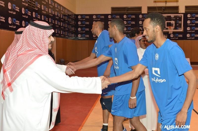 الأمير محمد بن خالد يفتتح مقهى olympics lounge الرياضي بحضور مسئولي ولاعبي الهلال وعدد من الرياضيين  61708336398936405635