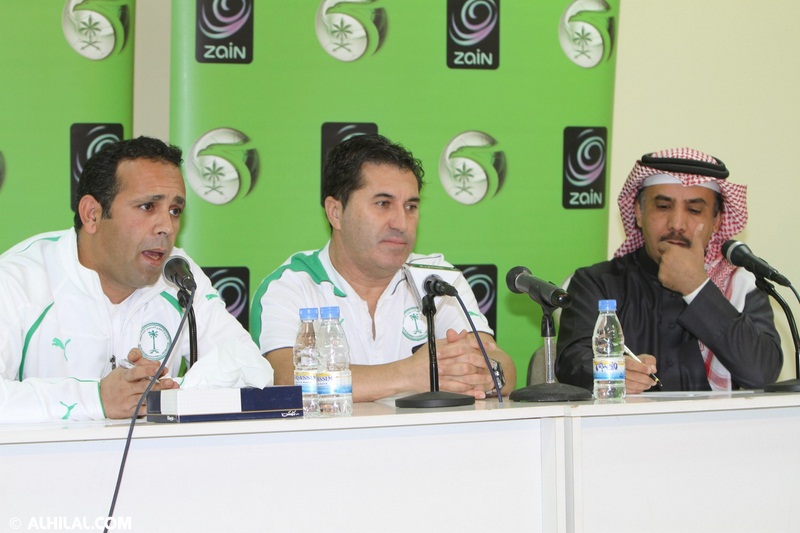 وقائع المؤتمر الصحفي لمدرب المنتخب السعودي السيد خوسيه بوسيرو (تقرير - صور)  74728768175449115759