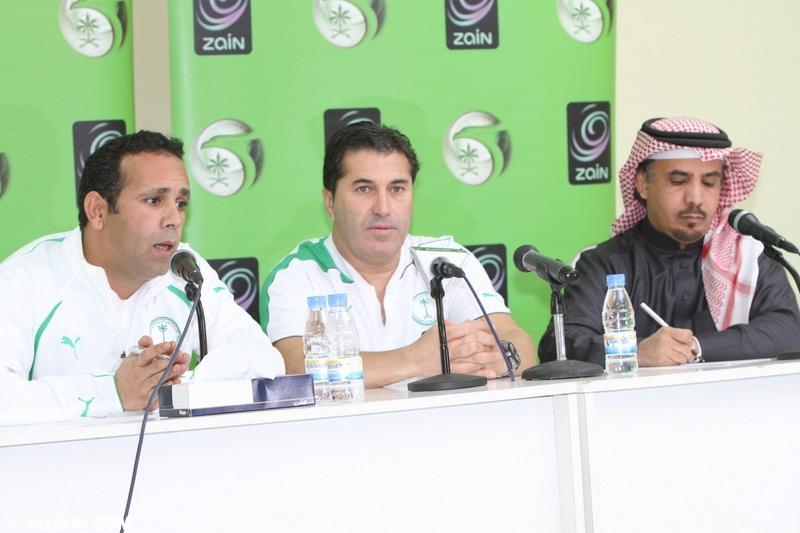 وقائع المؤتمر الصحفي لمدرب المنتخب السعودي السيد خوسيه بوسيرو (تقرير - صور)  74753173055404816028