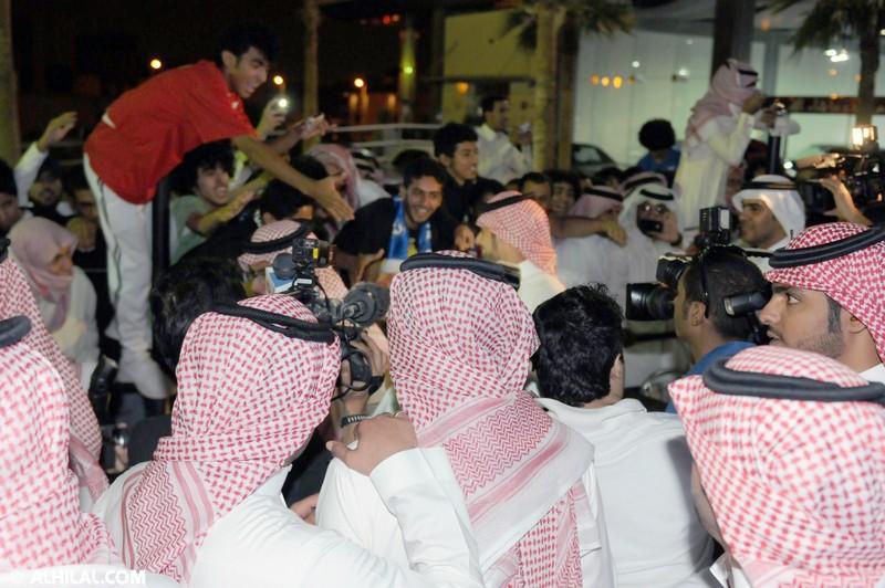 افتتاح مقهى Y20 بحضور رياضي كبير يتقدمه الأمير عبدالرحمن بن مساعد (صور خاصة) 75470880020105001330