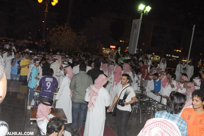 افتتاح مقهى Y20 بحضور رياضي كبير يتقدمه الأمير عبدالرحمن بن مساعد (صور خاصة) 75541937833856534714