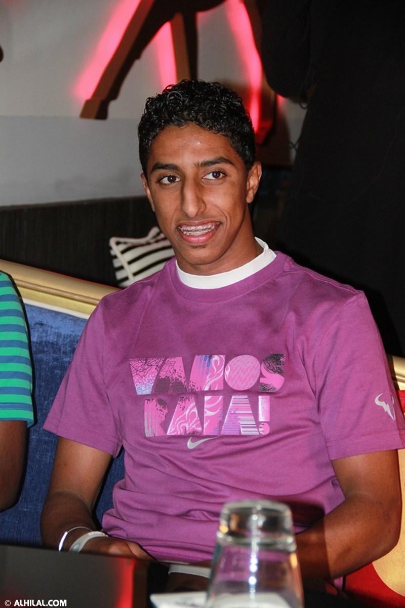 الأمير محمد بن خالد يفتتح مقهى olympics lounge الرياضي بحضور مسئولي ولاعبي الهلال وعدد من الرياضيين  82915112249951058155