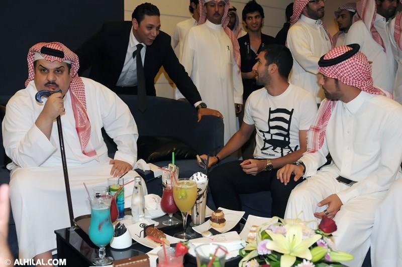 افتتاح مقهى Y20 بحضور رياضي كبير يتقدمه الأمير عبدالرحمن بن مساعد (صور خاصة) 90762988543483147701