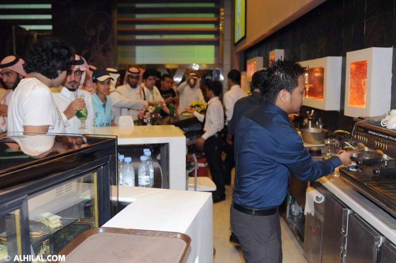 افتتاح مقهى Y20 بحضور رياضي كبير يتقدمه الأمير عبدالرحمن بن مساعد (صور خاصة) 91176828622586980284