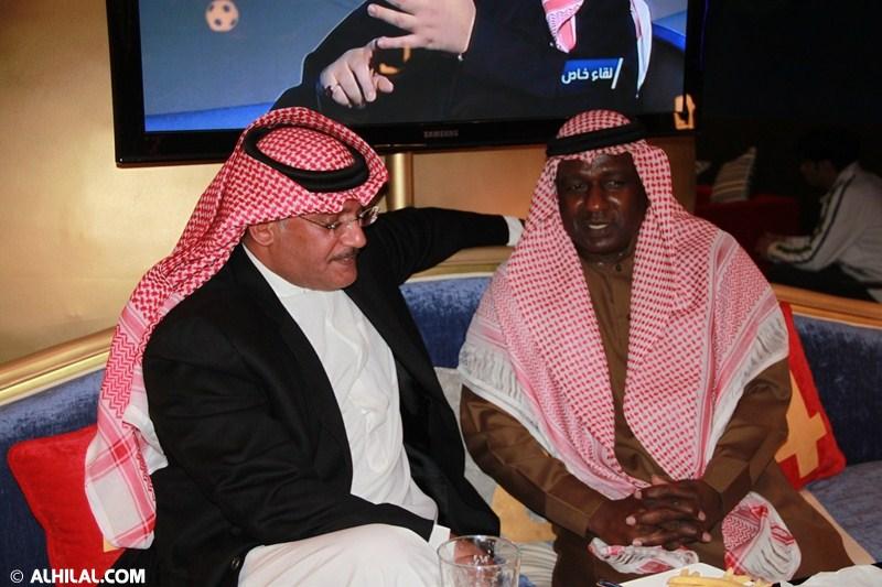 الأمير محمد بن خالد يفتتح مقهى olympics lounge الرياضي بحضور مسئولي ولاعبي الهلال وعدد من الرياضيين  99290303245497750709