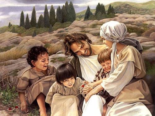 سلسلة حياة المسيح في صور 1029302172